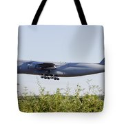 A C-5a Galaxy Of The U.s. Air Force Tote Bag