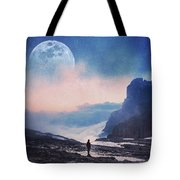 A Call For Miracles Tote Bag