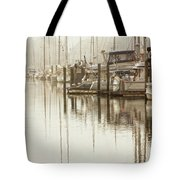 A Canal View Tote Bag