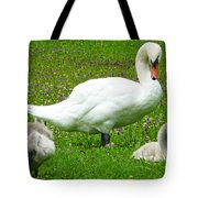 A Caring Mother Tote Bag