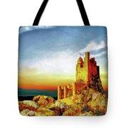 A Castle In Spain Tote Bag
