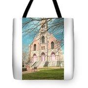 A Catholic Parish Tote Bag