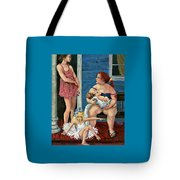 A Certain Dignity Tote Bag