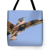 A Cf-188 Hornet Of The Royal Canadian Tote Bag