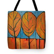 A Change Of Seasons Tote Bag