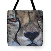A Cheetah Tote Bag