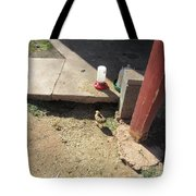 A Chick Tote Bag
