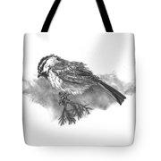 A Chickadee Named Didi Tote Bag