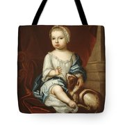A Child Of The Pierpont Family Tote Bag