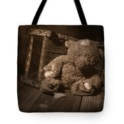 A Child Once Loved Me Tote Bag