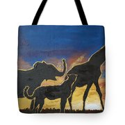 A Child Will Lead Them - 1 Tote Bag
