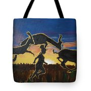 A Child Will Lead Them - 2 Tote Bag