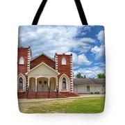 A Church In Sc Tote Bag