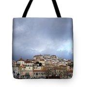 A City Portrait  Tote Bag