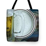 A Cold One For A Treat Tote Bag