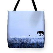 A Cold Winter Tote Bag