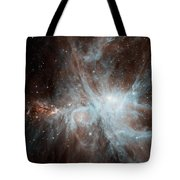A Colony Of Hot Young Stars Tote Bag by Stocktrek Images