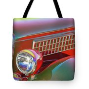 A Colorful Classic Tote Bag