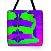 A Colourful  Vase Tote Bag