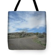A Concho Ranch Tote Bag