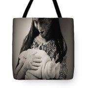 A Confortadora - Work By Patricia Piccnini Tote Bag