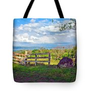 A Costa Rica View Tote Bag