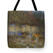 A Cottage Near Godalming Surrey Tote Bag