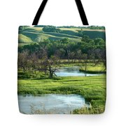 A Country Date  Tote Bag