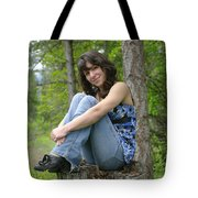A Country Girl  Tote Bag