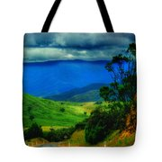 A Country Mile Tote Bag
