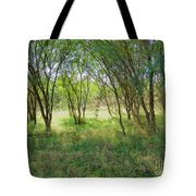 A Country Morning Tote Bag