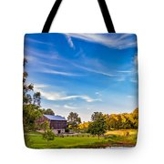A Country Place 3 Tote Bag