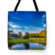 A Country Place Tote Bag
