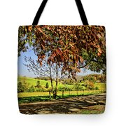 A Country Road Tote Bag