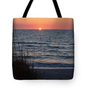 A Country Sunset Tote Bag