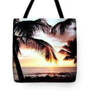 A Couple On The Shore Tote Bag