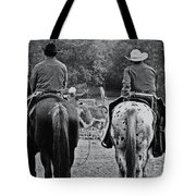 A Cowboys Life Tote Bag