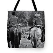 A Cowboys Life Tote Bag