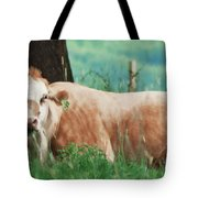 A Cow's Tale - Lazy Day Tote Bag