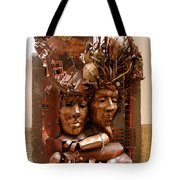 A Creative Metalworks Door Tote Bag