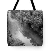 A Creek Runs Through It -- 2 Tote Bag