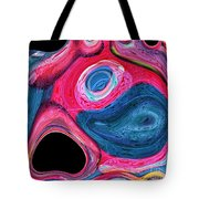 A Cry In The Night Tote Bag