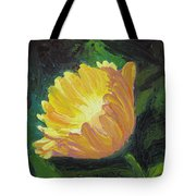 A Cup Of Sunlight Tote Bag
