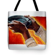 A Cup Of Water Tote Bag
