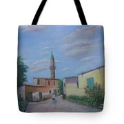 A Cypriot Village Tote Bag