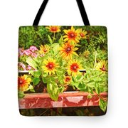 A Daisy Day Tote Bag