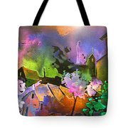 A Daisy For Mary Tote Bag