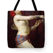 A Damascan Dancer Tote Bag