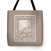 A Dance Around The Bubbles Tote Bag