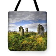 Song Of The Stones Tote Bag